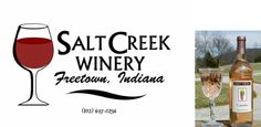 Salt Creek Winery - Freetown, IN