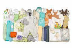 Maternity package 2014, all items