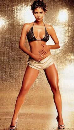 Halle Berry has always been my workout body inspiration to strive for.