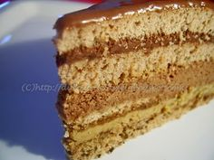 Tort Opera - one of my favorites; must try this recipe