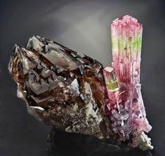 smoki quartz, rock hugger