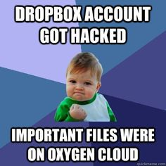 oxygen cloud, success kid, kid meme