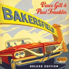"The Bakersfield: Deluxe Edition CD is an exclusive and expanded edition of the critically-acclaimed album from 20x GRAMMY Award-winning artist Vince Gill and famed steel guitarist, Paul Franklin. The album pays tribute to the ""Bakersfield"" sound by performing songs from two of Bakersfield's favorite musical sons, Buck Owens and Merle Haggard. Bakersfield: Deluxe Edition will contain four additional songs (for a total of 14)."
