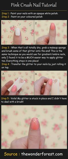 Beauty Tutorials: Nails tutorials