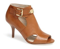 Michael Kors MK Plate Bootie | Cool Mom Picks