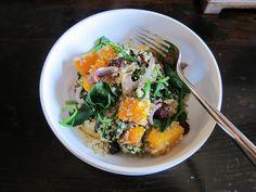 Fall Quinoa Salad