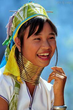 Karen Tribe,Thailand