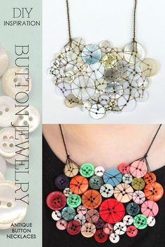 button jewelry DiaryofaCreativeFanatic