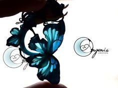 particular my butterfly mermaid by ~AngeniaC on deviantART <3