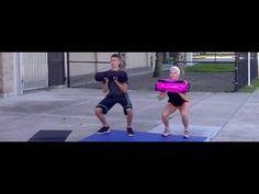 Aidan's Super Summer Workout - YouTube