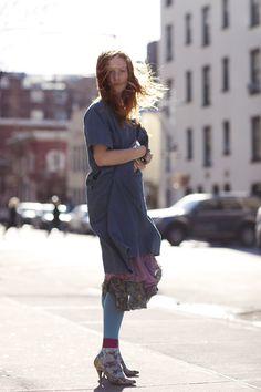 On the Street….University Place, New York
