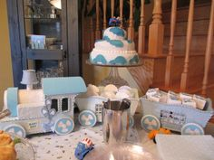 Cars  Baby Shower #babyshower #cars