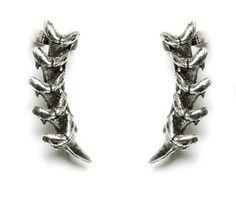 Luv AJ Shark Tooth Earrings