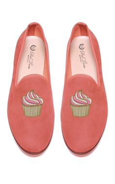 Prince Albert Cupcake Slipper Loafers | Del Toro
