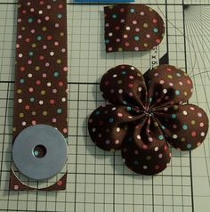 DIY Rounded End Five Petal Flower-great