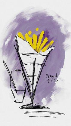 Yum #frenchfries