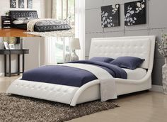 Tully Queen Bed - $499.99