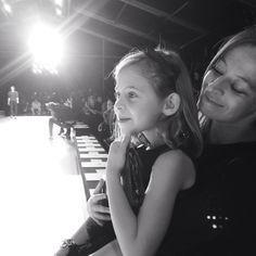 Watching rehearsal @millybymichelle @kevynaucoinbeauty  #bcomfrontrow @Beauty.com Www.beauty.com/FrontRow