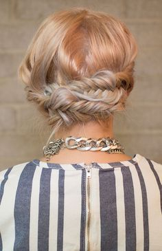 Hair Romance TV – Fishtail braid tutorial