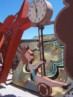 Las Vegas Neon Sign boneyard