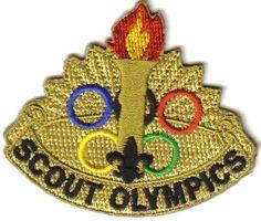 Cub Scout Blue & Gold