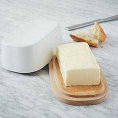 Universal Expert Butter Dish #westelm