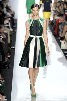 Michael Kors RTW Spring 2013 - Runway, Fashion Week, Reviews and Slideshows - WWD.com