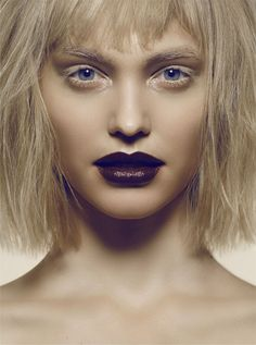 Powdery by Creative Retouching By Georges-Emmanuel, via Behance