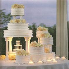 How to Shop for a Wedding Cake #stepbystep