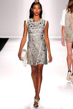 J. Mendel, Spring / Summer 2014, New York Fashion Week #NYFW #SS14