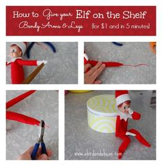 How to Give Your Elf