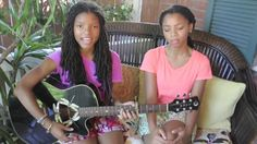 Wrecking Ball - Miley Cyrus - Chloe and Halle