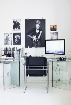 LOVE THIS WORK SPACE!