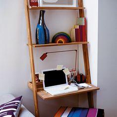 dcoracao.com - blog de decoração: ESCRITÓRIO  Minimum minimorum, but cool.