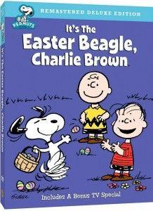 snoopi easter, holiday, brown delux, beagles, charli brown, dvds, charlie brown movies, easter movi, snoopy easter beagle