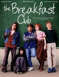 The Breakfast Club => This movie so defines my generation...