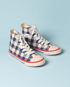 gingham shoes =)