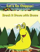 Chipper adventures into the great outdoors to meet Bruce the banana slug. Children will delight in meeting one of natures best composters and learning what a vital role Bruce plays in nature. Perfect for young readers and includes coloring and activity pages.