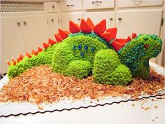 Cool Dinosaur Cakes
