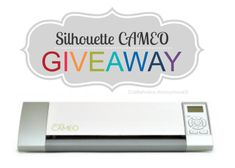 crafti, silhouett cameo, cameo giveaway, craftahol anonym, silhouettes, contest, scrapbook, diy, silhouette cameo