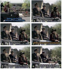 Oh Tom Baker...