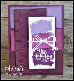 Pink Buckaroo Designs: While I'm away... stamp sets, color, blackberri bliss