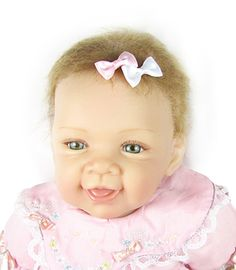 Tutorial--No Clip Baby Hair Bows