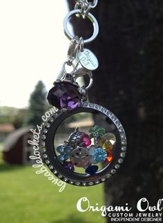 Origami Owl - Custom Jewelry. http://loveablelockets.com