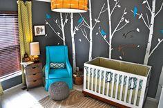 Nursery Decorating Ideas -