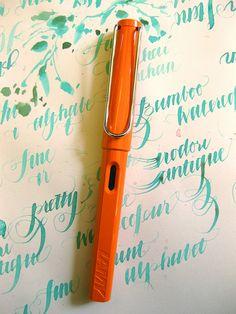 Calligraphy backdrop