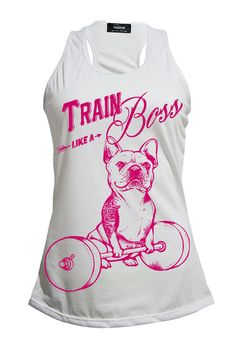 Train Like A Boss Ta