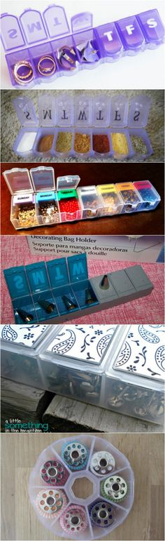 frosting tips, cheap case, seed beads, super handi, inexpens item