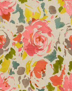 print  pattern: TEXTILES - groundworks