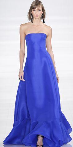 Ralph Lauren Ready To Wear Spring 2014